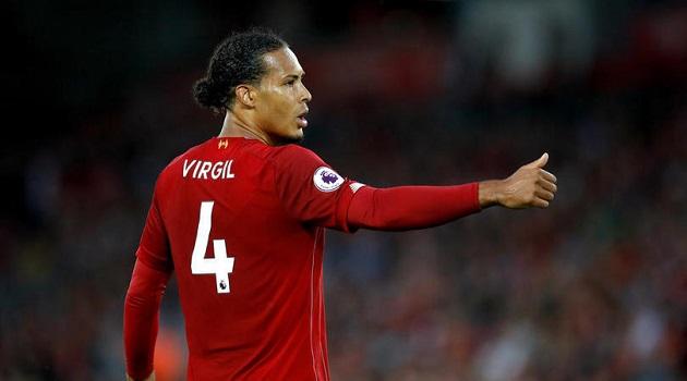 Report reveals detailed Liverpool plans for Koulibaly if Van Dijk move failed - Bóng Đá