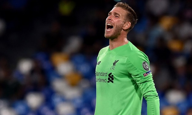 Liverpool dressing room blown away with Adrian, sources close to club claim - Bóng Đá