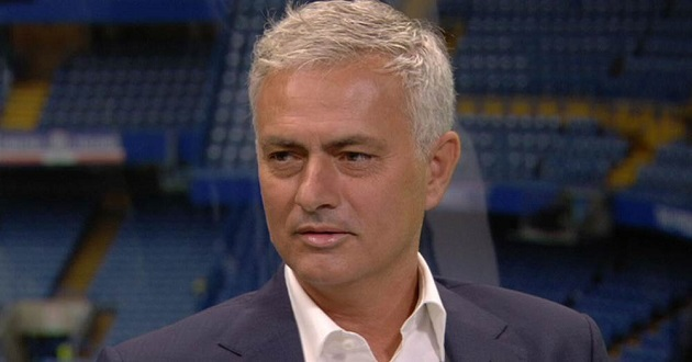 Mourinho: 'In the second half, I think Liverpool stopped to play' - Bóng Đá