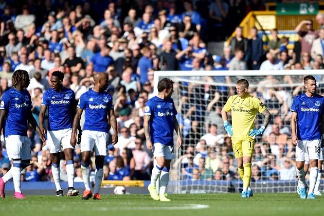 What David Moyes has said about Marco Silva's future as Everton suffer another loss - Bóng Đá