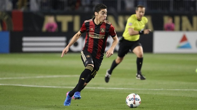 Miguel Almiron's former strike partner is tearing up in MLS, and clubs in Europe are taking notice (Everton, Newcastle muốn Josef Martinez) - Bóng Đá