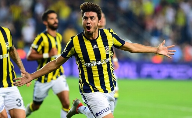 Report: Crystal Palace want to sign Fenerbahce's Ozan Tufan - Bóng Đá