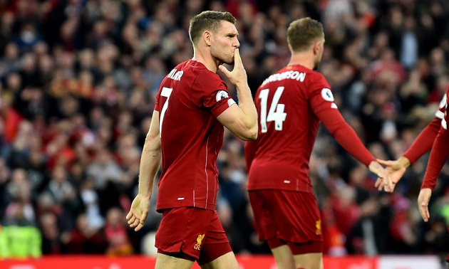 Coldblooded Milner breaks down his decisive penalty vs Leicester - Bóng Đá