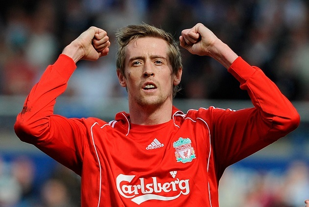 Crouch 'definitely' wants his kids to play for Liverpool but not for United - Bóng Đá