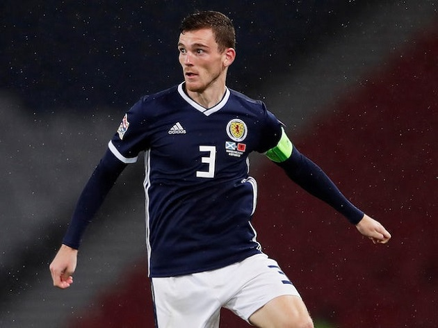 Ex-Scotland boss: 'Robertson is the epitome of never, ever giving up' - Bóng Đá