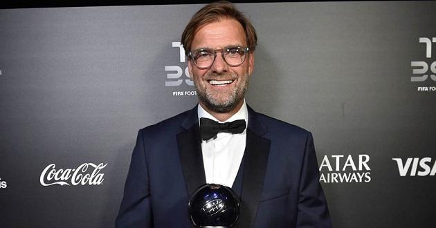 'Jurgen's very spontaneous': Common Goal CEO opens up on Klopp's unforgettable FIFA awards acceptance speech - Bóng Đá