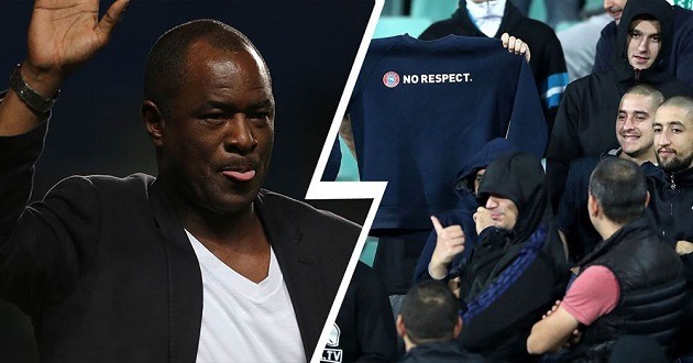 Former Chelsea player Paul Canoville says the threat of racism is real - Bóng Đá