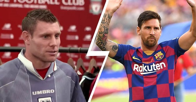 Milner: 'Messi can make you look stupid' - Bóng Đá