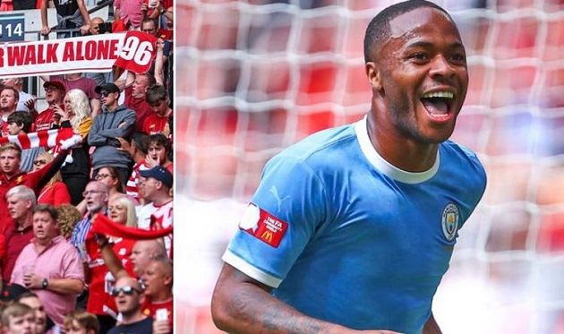 Sterling: 'I was really happy to score my first goal against Liverpool' - Bóng Đá
