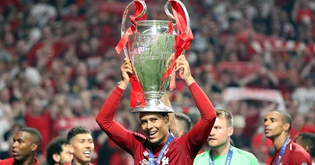 Van Dijk names his favourite moments of 2018/19 season - Bóng Đá