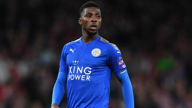 Besiktas planning move for Leicester City forward Kelechi Iheanacho - Bóng Đá