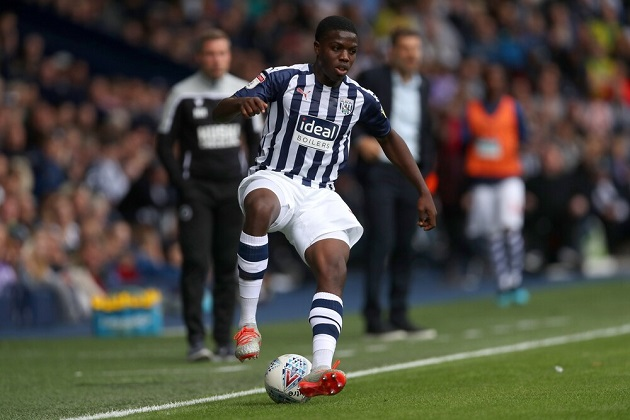Tottenham 'target West Brom starlet Nathan Ferguson for problem right back spot' - Bóng Đá