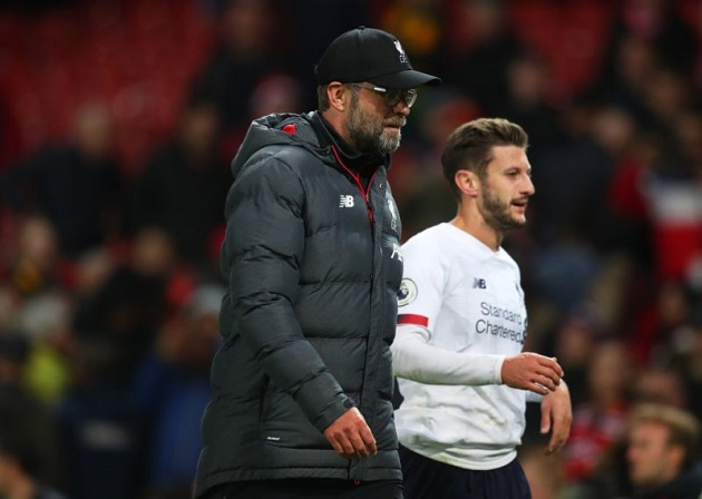 Jurgen Klopp breaks down subs role in United draw - Bóng Đá