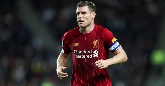 Milner hopes his contract situation will be resolved soon - Bóng Đá