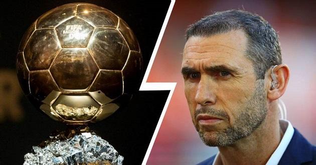 Martin Keown adamant one Liverpool player is missing on Ballon d'Or shortlist - Bóng Đá