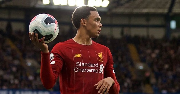 Relentlessness: Trent Alexander-Arnold on how it became Liverpool's main word this season - Bóng Đá