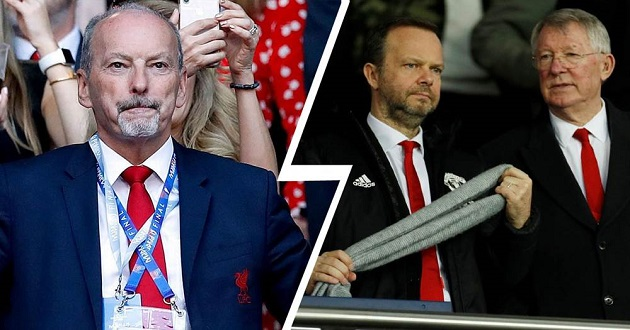 Liverpool CEO subtly criticises Man United model and explains why Liverpool have the perfect one - Bóng Đá