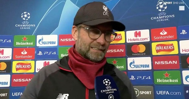 Klopp picks one big mistake Reds made vs Genk - Bóng Đá