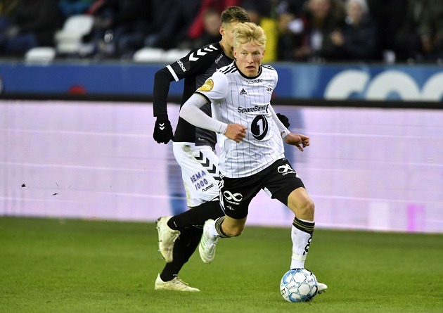 Report: West Ham want Norway international Birger Meling - Bóng Đá