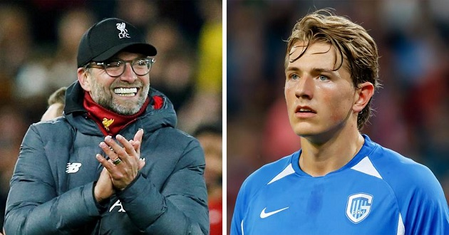 Jurgen Klopp rumoured to be interested in Genk star Berge after chat at Anfield - Bóng Đá