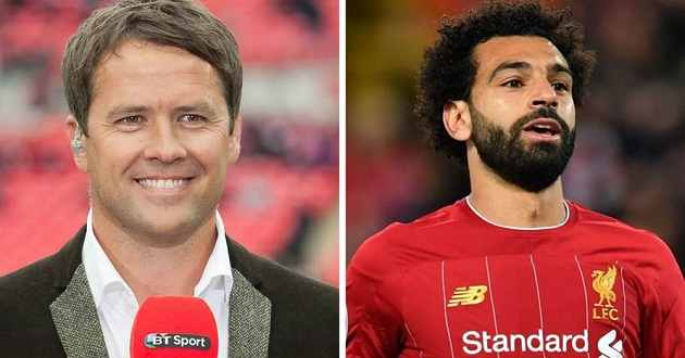 Michael Owen: 'One-track mind' Salah has grown obsessed with goals - Bóng Đá