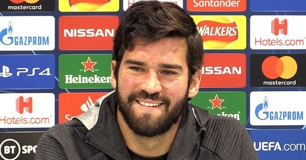Alisson reveals what squad he expects for controversial Carabao Cup tie - Bóng Đá