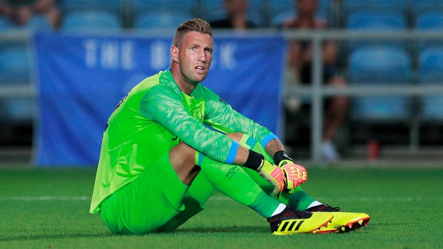 Sources: Everton ready to sell senior player in January after Real Madrid made move (Maarten Stekelenburg) - Bóng Đá