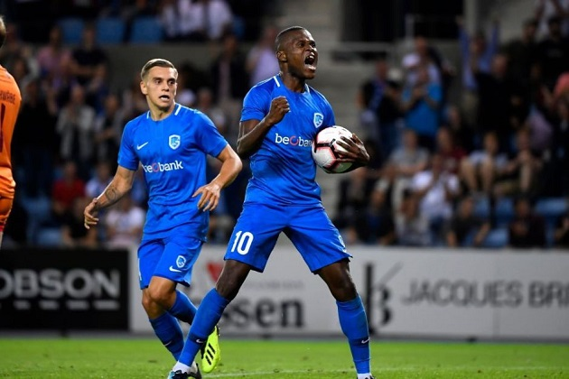 Report: West Ham and Newcastle want to sign Genk hitman Mbwana Samatta - Bóng Đá