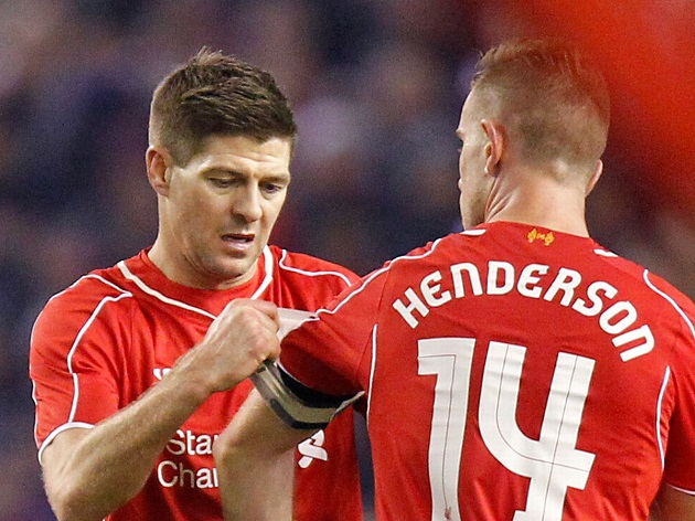 Ex-Red Collymore admits he was wrong about Hendo's captaincy - Bóng Đá