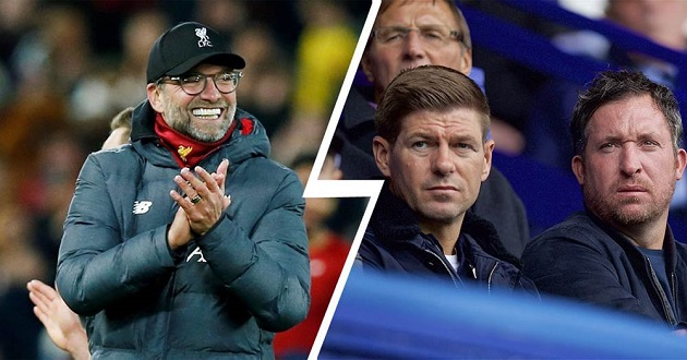 Fowler explains why all talk about Gerrard inheriting from Klopp does not amuse him - Bóng Đá