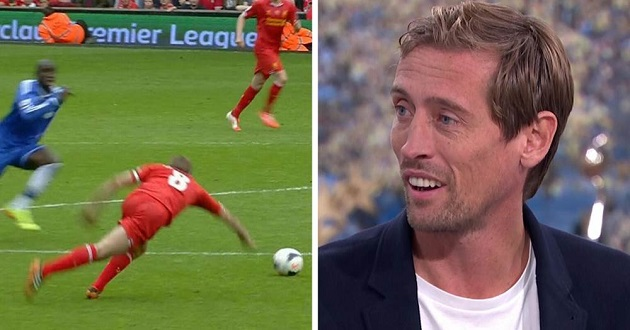 Peter Crouch confident history taught Liverpool fans not to celebrate title win too early - Bóng Đá