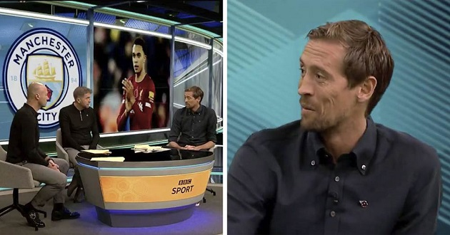 Peter Crouch brands Liverpool 'huge favourites' in title race after City win - Bóng Đá