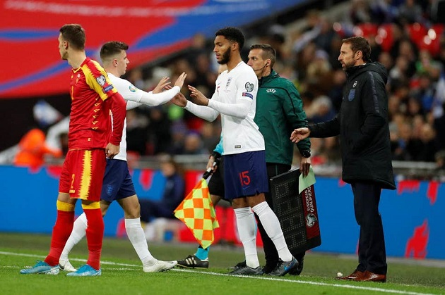 'I don't understand that': Southgate slams fans for booing Joe Gomez at Wembley - Bóng Đá