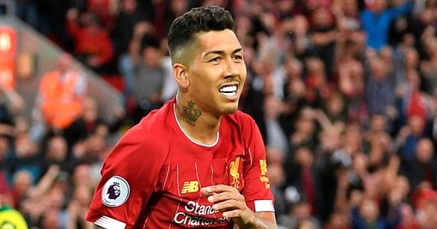 Firmino explains how his assists reflect his 'good and humble' personality - Bóng Đá