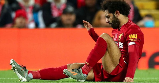 James Pearce provides insight on Mo Salah's not rushed recovery - Bóng Đá