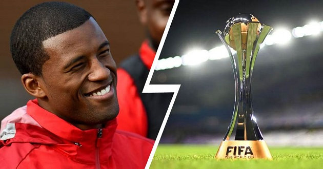 'We want to make history': Gini Wijnaldum dreams of Club World Cup glory - Bóng Đá