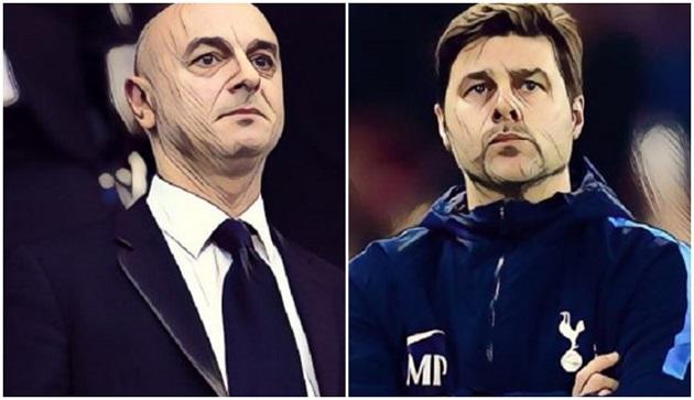 Mauricio Pochettino holds crisis talks with Daniel Levy over potential Tottenham exit - Bóng Đá