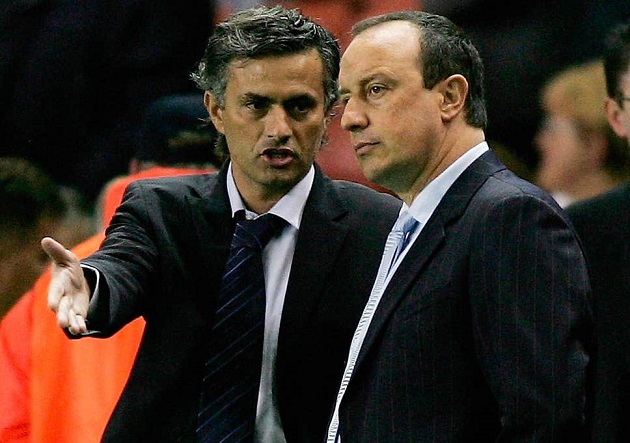 Rafa Benitez talks Mourinho feud amid Jose's Premier League return - Bóng Đá