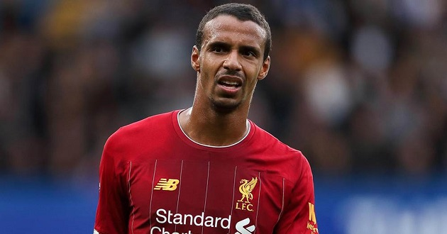 Matip provides crucial injury update - Bóng Đá