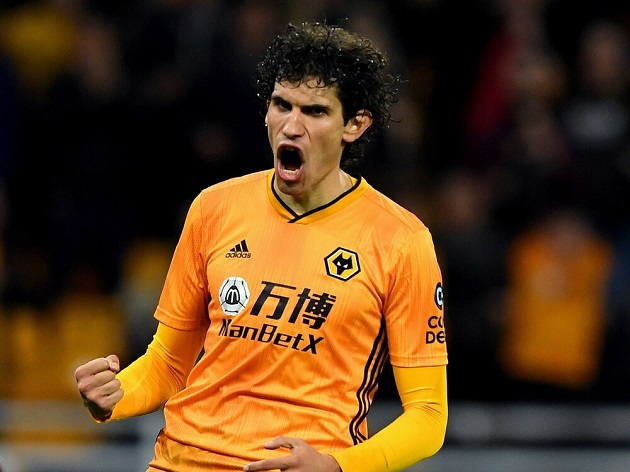 Real Madrid are considering recalling Jesus Vallejo from his loan spell at Wolves - Bóng Đá