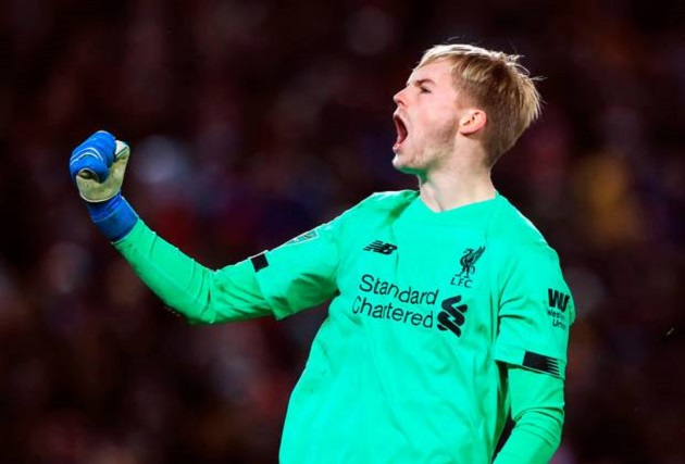 Liverpool Echo: Kelleher may go out on loan in January - Bóng Đá