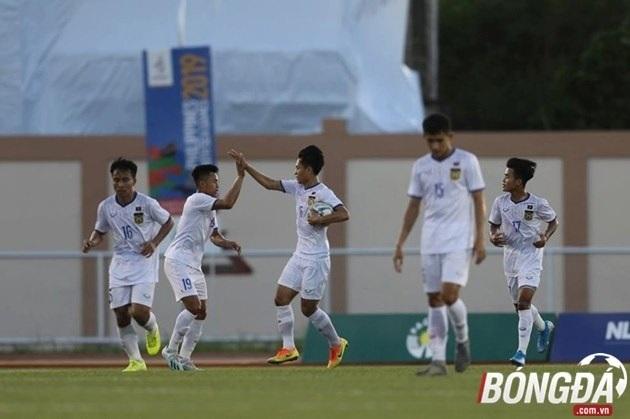 Ngay cả những đội bóng nhỏ như Lào và Campuchia cũng đã không còn dễ bị bắt nạt, hứa hẹn một tương lai tươi sáng cho bóng đá Đông Nam Á. (Ảnh: Hiển Vinh)