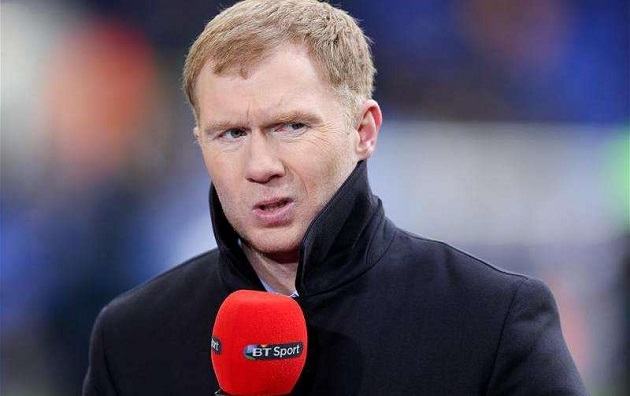 Paul Scholes reflects on whether Leicester are Liverpool's main PL title contenders at the moment - Bóng Đá