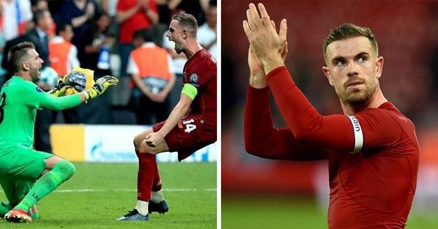 Henderson has Adrian's back ahead of Merseyside derby - Bóng Đá