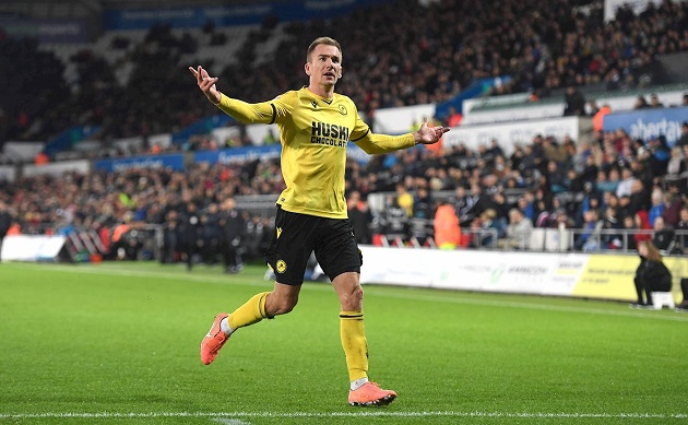 Report: Aston Villa want £10m-rated Millwall winger Jed Wallace - Bóng Đá
