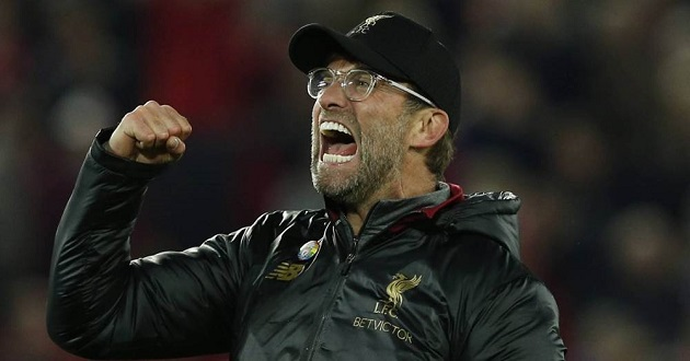 Jurgen Klopp on reaching 100 league wins: 'I can't remember one game where we shouldn't have won it' - Bóng Đá