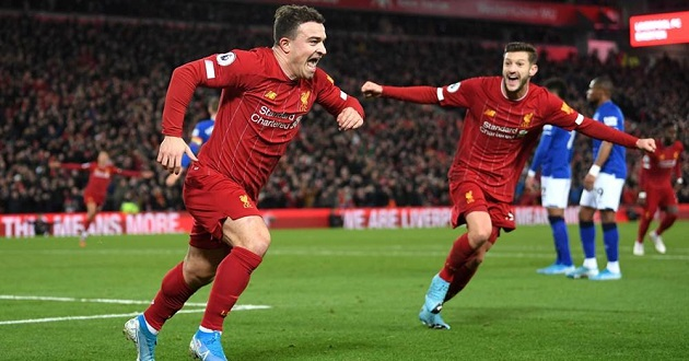 Shaqiri: 'My biggest dream is to win PL title with Liverpool and give it to the fans' - Bóng Đá