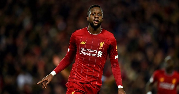 Divock Origi on his brace: 'I had some wonderful service' - Bóng Đá