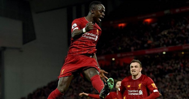 Sadio Mane: 'Shaqiri's goal my favourite derby moment' - Bóng Đá