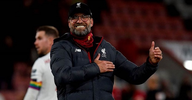 Klopp admires Liverpool squad comparing it to his former sides: 'This is a special group!' - Bóng Đá